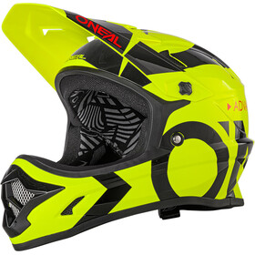 O'Neal Backflip RL2 Helmet slick-neon yellow